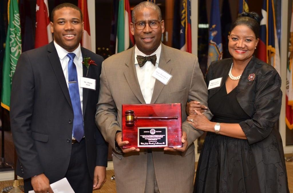Gate City Bar Association Honors Ronald Freeman Sr. with the Clarence C. Cooper Legacy Award