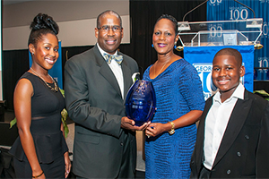 Managing Member, Ronald Freeman Sr. Receives Distinguished Alumni Award from Georgia State College of Law