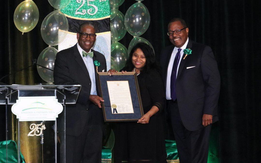 Horace J. Johnson Jr., Founding Partner Leaves Lasting Legacy